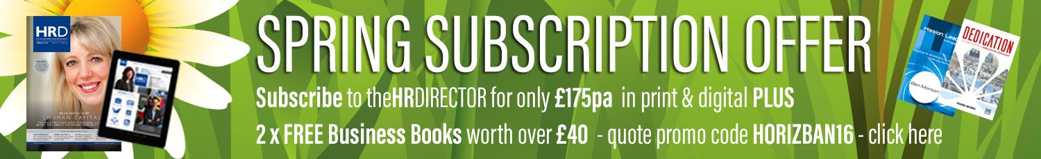 theHRDIRECTOR – Spring Subscription