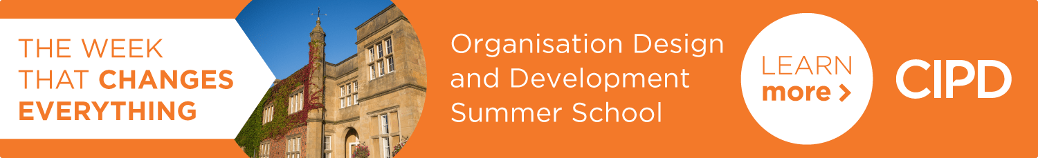 CIPD – Summer School – HR Directors
