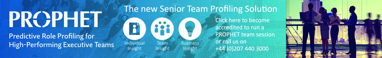 Prophet – New Senior Team – January 2018