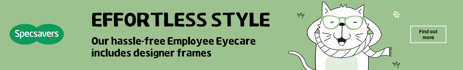 Spec Savers – January & February 2019 – Banner 1