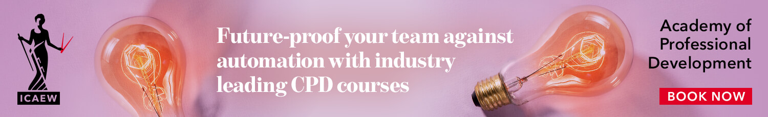 ICAEW – Future Proof your Team – August 2018