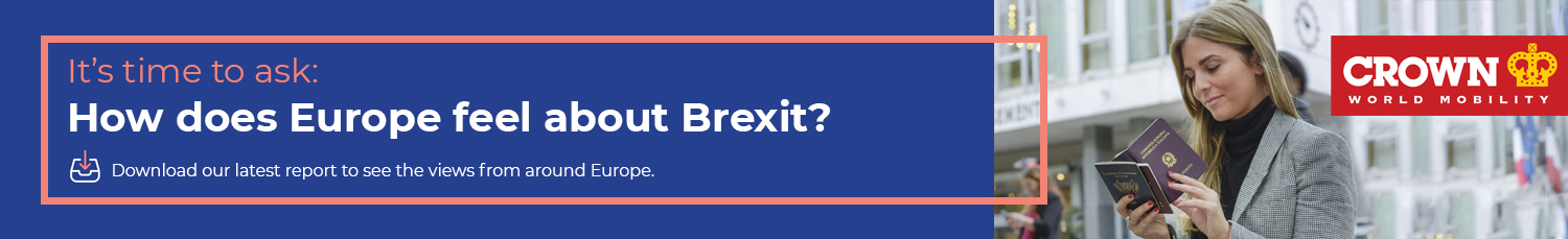 Crown World Mobility – Brexit – December 2018