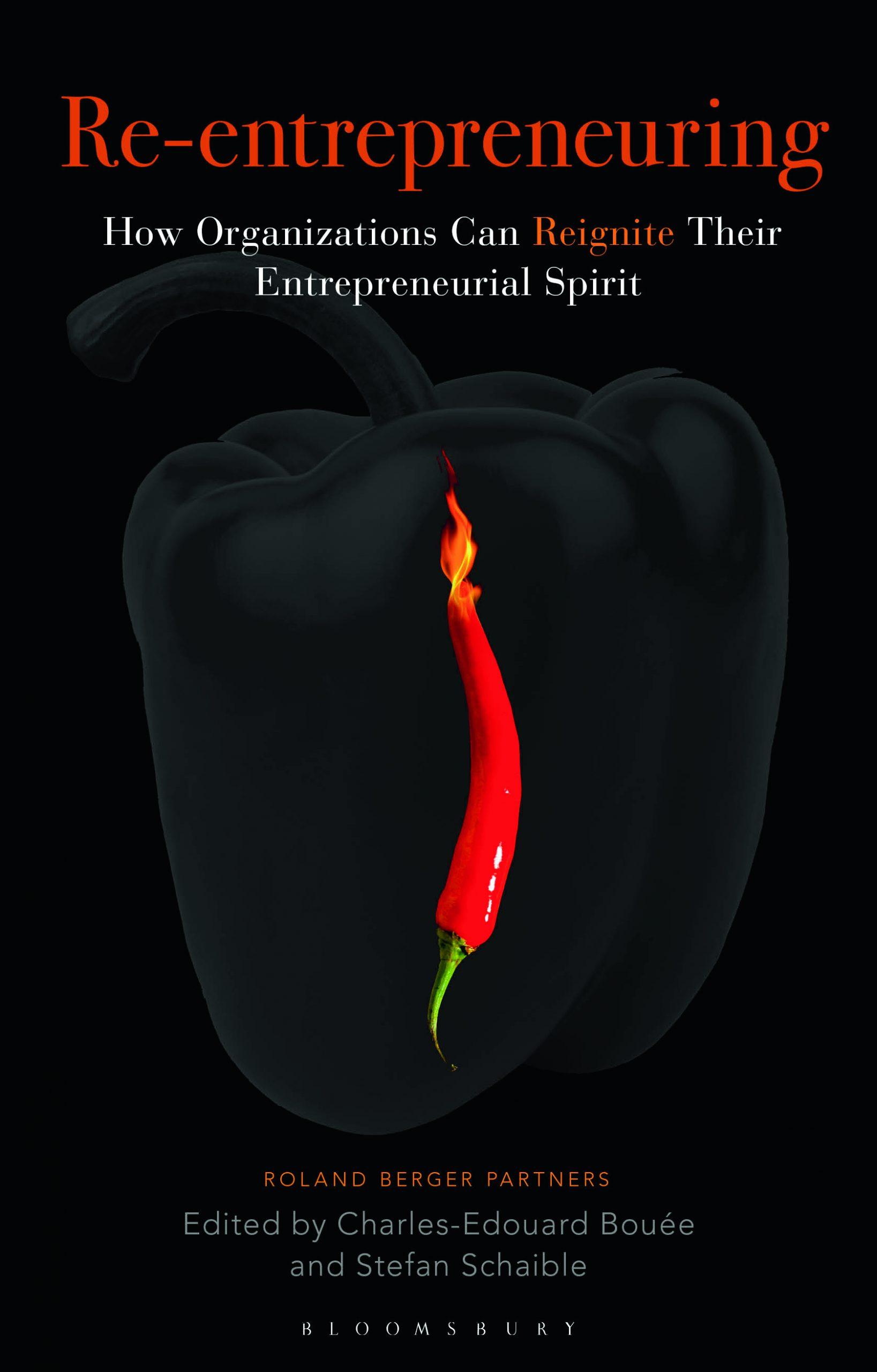 Re-entrepreneuring