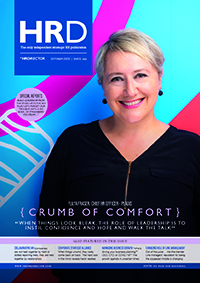 HRD Front Cover with Fulya Fraser, CHO, Pladis